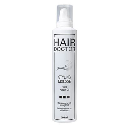 HAIR DOCTOR Styling Mousse mit Argan Oil 300ml