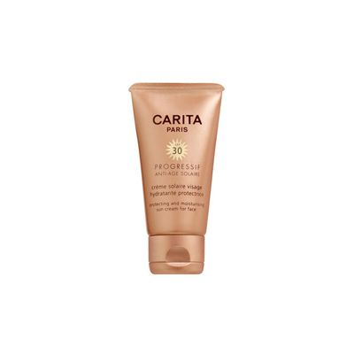 Carita Soleil Protecting and Moisturizing Sun Cream for Face SPF 30 50ml
