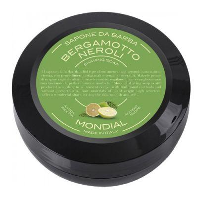 Mondial Shaving Soap Travel Pack Bargamotto Neroli 60g