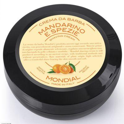 Mondial Shaving Cream Travel Pack Mandarino e Spezie 75ml