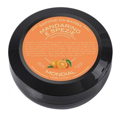 Mondial Shaving Soap Travel Pack Mandarino e Spezie 60g