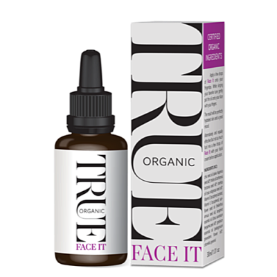 TRUE Organic Face it 30ml