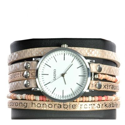 Espansione Moda Armband Uhr 1 Stück
