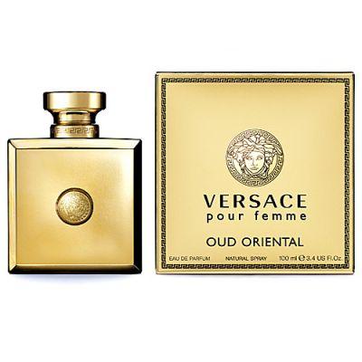 Versace pour Femme Eau de Parfum Spray Oud Oriental 100ml