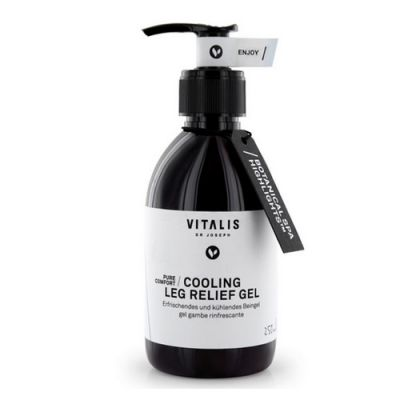 Vitalis Cooling Leg Relief Gel 100ml