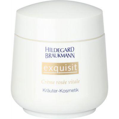 Hildegard Braukmann Creme Rose Vital 50ml