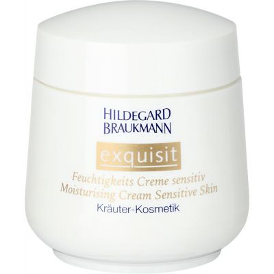 Hildegard Braukmann Feuchtigkeitscreme Sensitiv 50ml