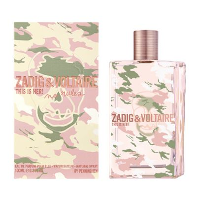 Zadig & Voltaire This is Her ! No Rules Eau de Parfum
