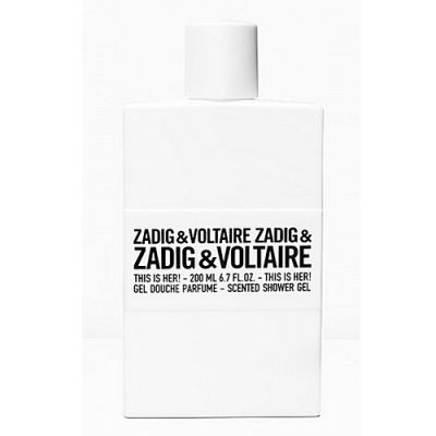Zadig & Voltaire This is Her ! Shower Gel 200ml