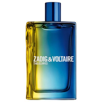 Zadig & Voltaire This is Him! This is Love! Eau de Toilette
