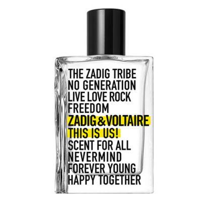 Zadig & Voltaire This is Us! Eau de Toilette