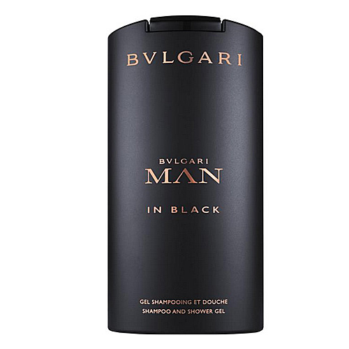 Bulgari Bvlgari Man in Black Shampoo & Shower Gel 200ml