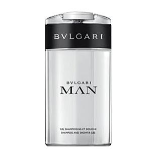Bulgari Bvlgari Man Shampoo & Shower Gel 200ml