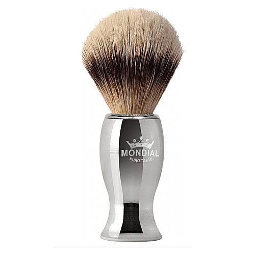 Mondial Exklusive Metal Fine Badger 1 Stück
