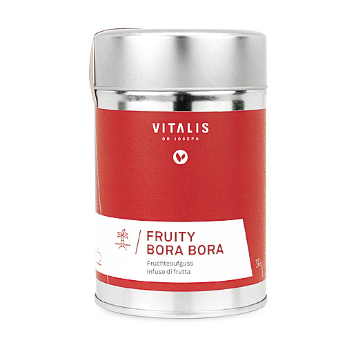 Vitalis Fruity Bora Bora 12x2,5g