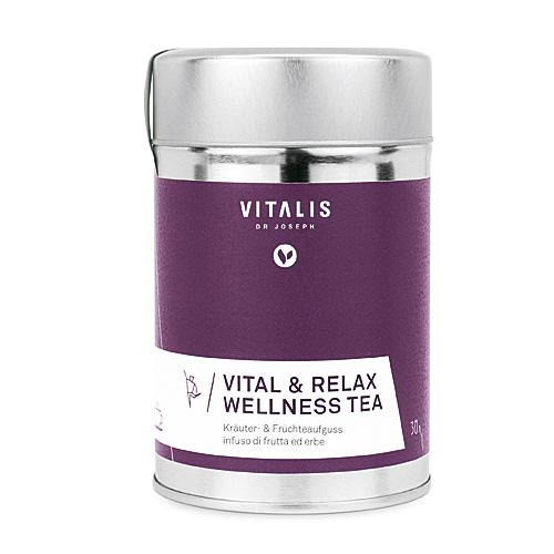 Vitalis Vital & Relax Tea 12x2,5g