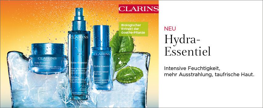 Clarins Hydra-Essentiel - Feuchtigkeitspflege