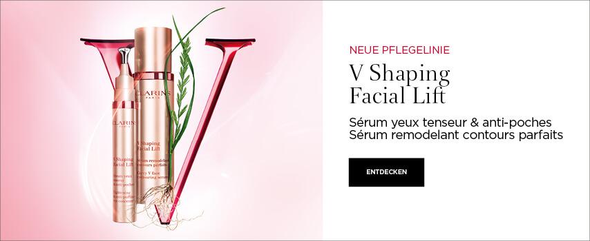 Clarins V-Shaping Facial Lift