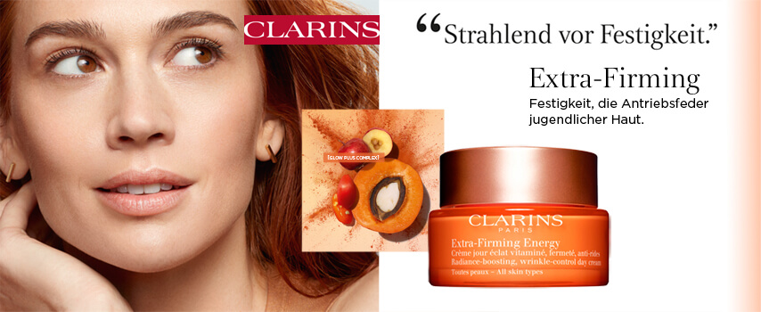 Clarins Extra-Firming - Anti-Age