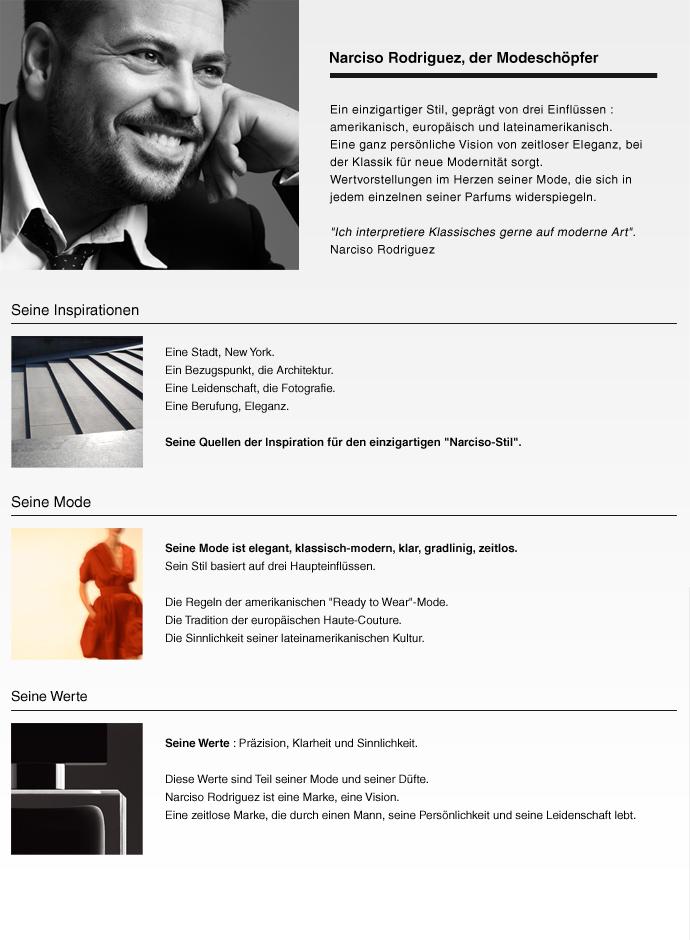 Narciso Rodriguez - Der Designer