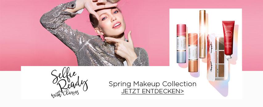 Clarins Spring Makeup